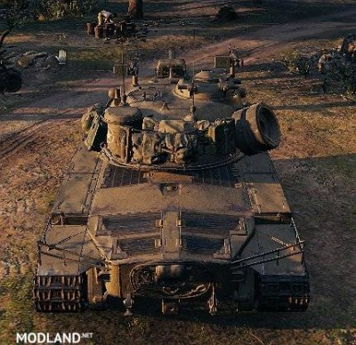 T26E4 SuperPershing Remodel 1.0.1.1++ [1.0.1.1], 2 photo